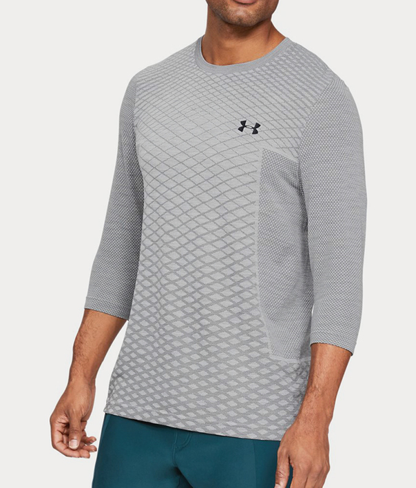 Tričko Under Armour Vanish Seamless 3/4 Sleeve (1)