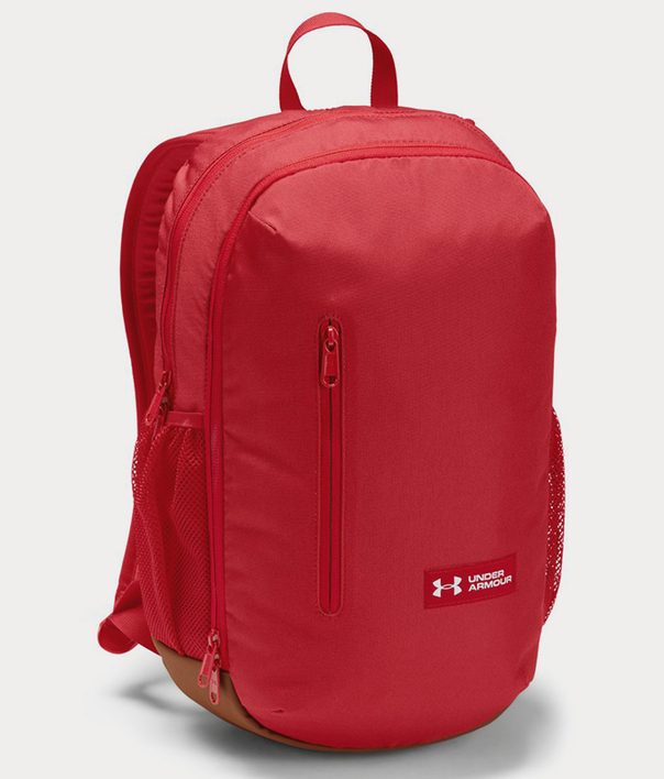 Batoh Under Armour Roland Backpack-RED (1)