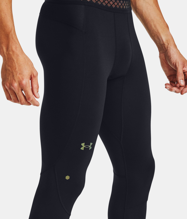 Legíny Under Armour UA RUSH HG 2.0 Leggings-BLK (3)