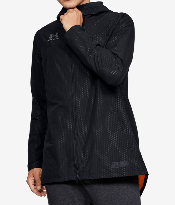 Bunda Under Armour Accelerate Terrace Jacket II-BLK (1)