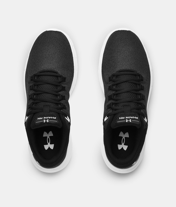 Boty Under Armour UA Phade RN-BLK (5)