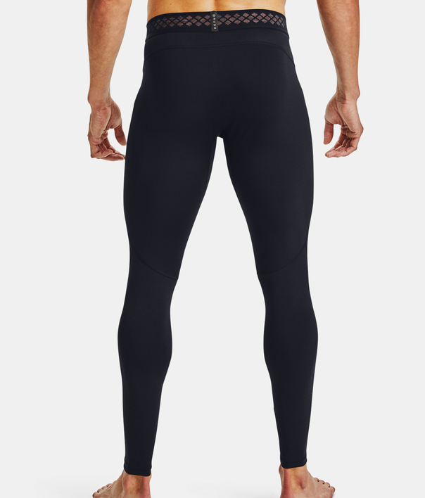 Legíny Under Armour UA RUSH HG 2.0 Leggings-BLK (2)