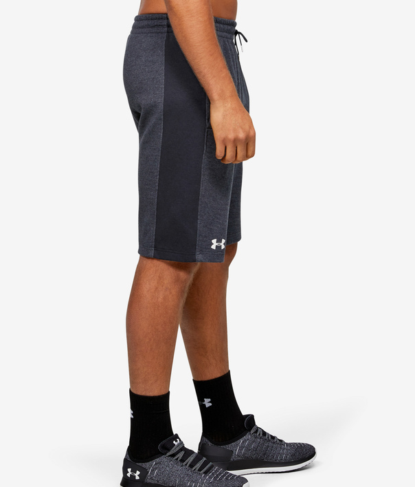 Kraťasy Under Armour DOUBLE KNIT SHORT-BLK (3)