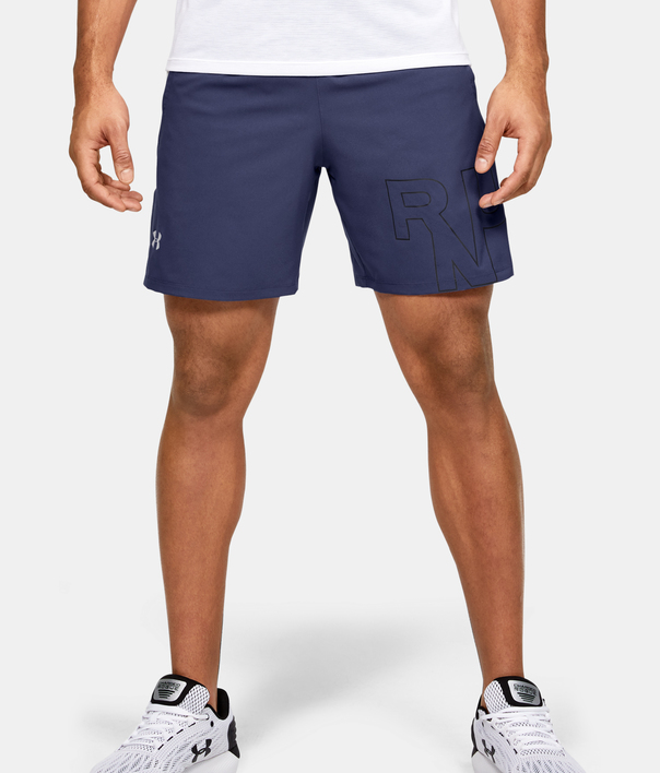 Kraťasy Under Armour M Launch Sw 7'' Graphic Short (1)