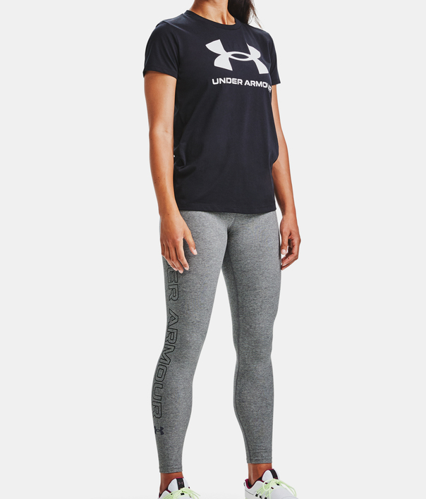 Legíny Under Armour UA Favorite WM Leggings-GRY (4)