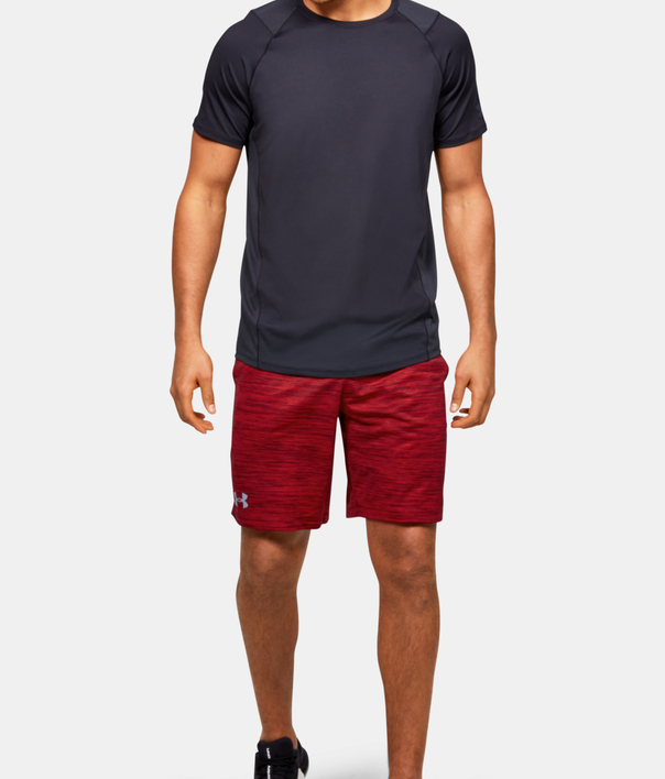Kraťasy Under Armour MK1 Twist Shorts-RED (6)