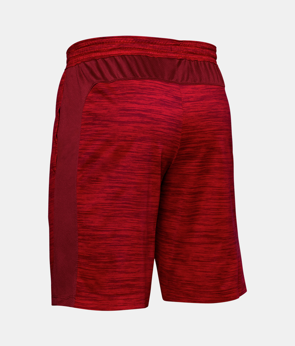 Kraťasy Under Armour MK1 Twist Shorts-RED (4)