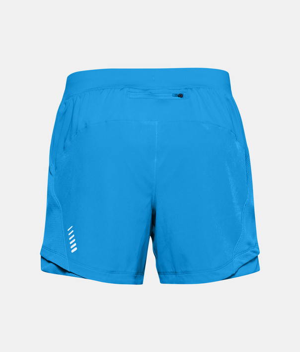 Kraťasy Under Armour UA QUALIFIER SPEEDPOCKET 5'' SHORT-BLU (2)