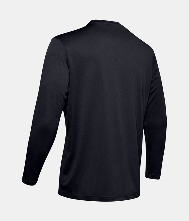 Tričko Under Armour UA TAC Tech LS T-BLK (4)