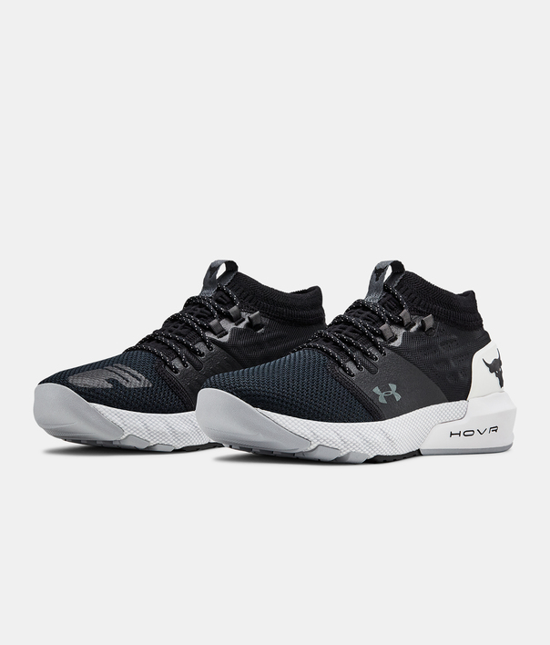 Boty Under Armour UA GS Project Rock 2-BLK (3)