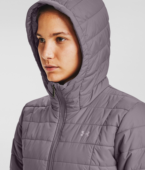 Bunda Under Armour UA Armour Insulated Hooded Jkt-PPL (4)