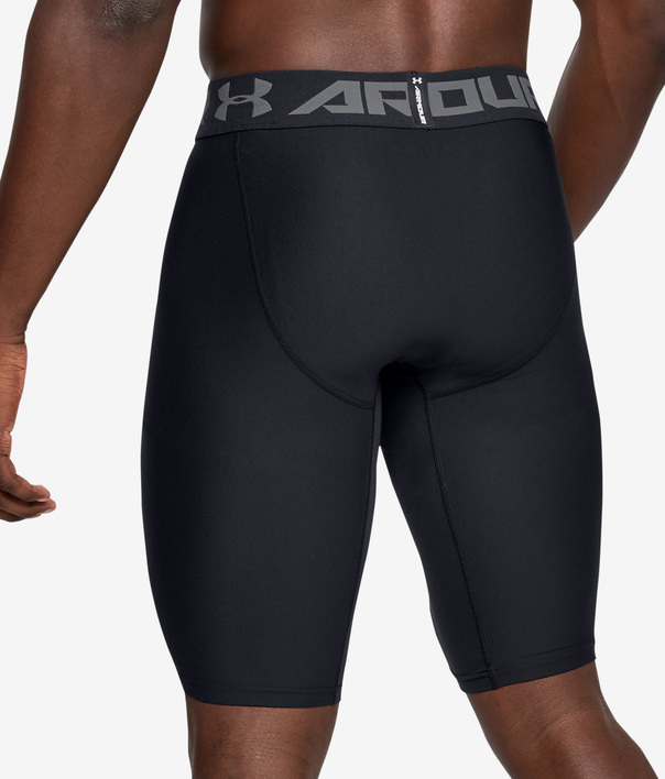 Kraťasy Under Armour UA HG Armour Extra Long Shorts-BLK (2)