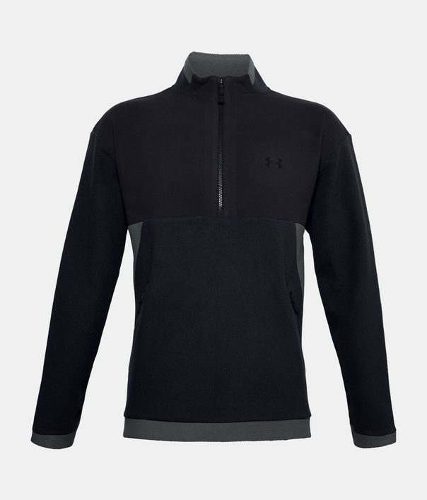 Bunda Under Armour Recover Fleece 1/4 Zip-BLK (3)