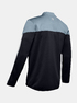 Mikina Under Armour Athlete Recovery Knit Warm Up Top-GRY (4)