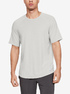 Tričko Under Armour Recovery Sleepwear Ss Crew-Wht (1)